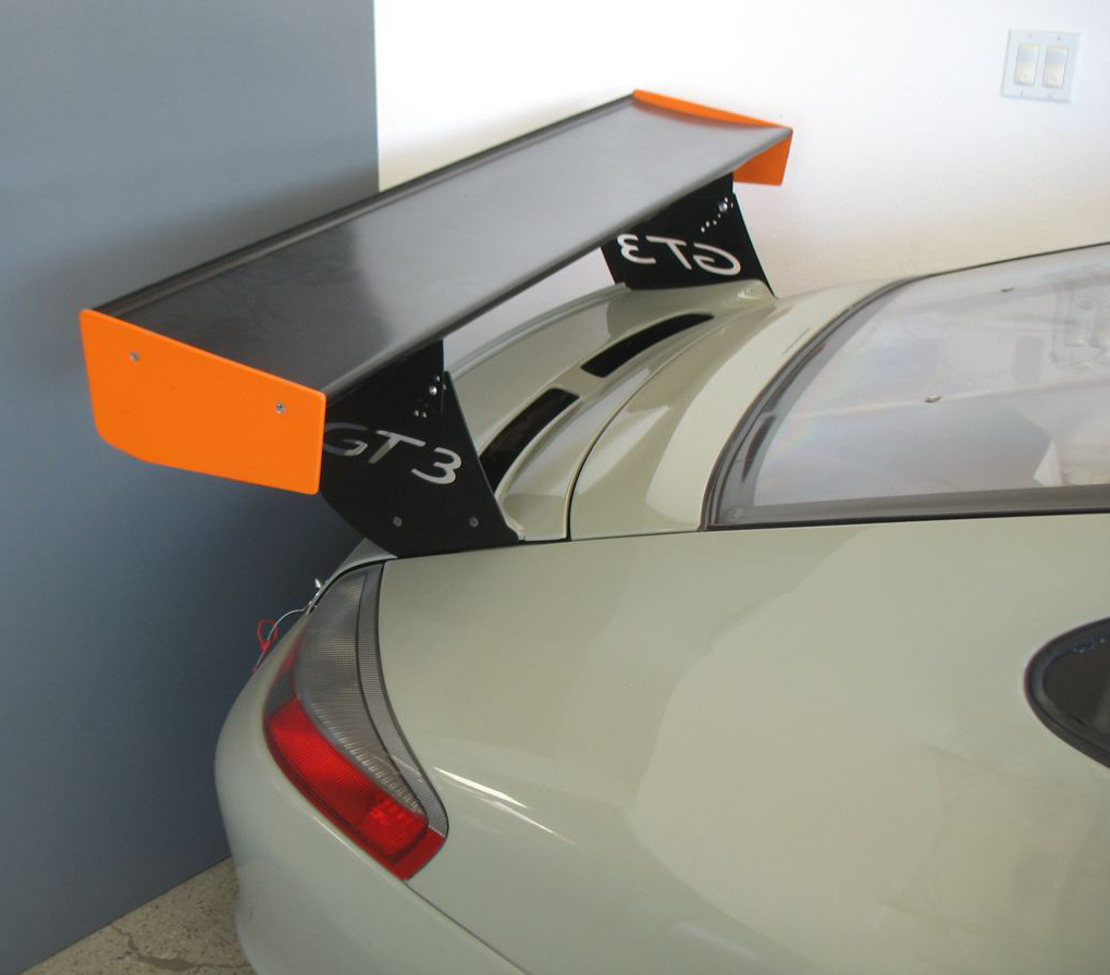 Race wings tailbases and spoilers getty design llc for Wing motors automobiles miami fl