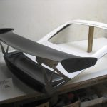 987 GT4 Wing Assembly 2