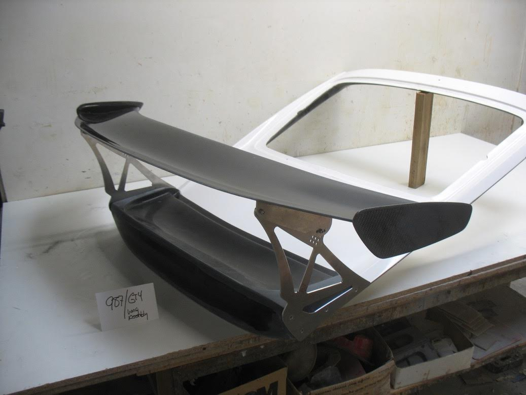 987 GT4 Wing Assembly 3