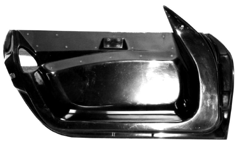 Boxster GT3 Door Part